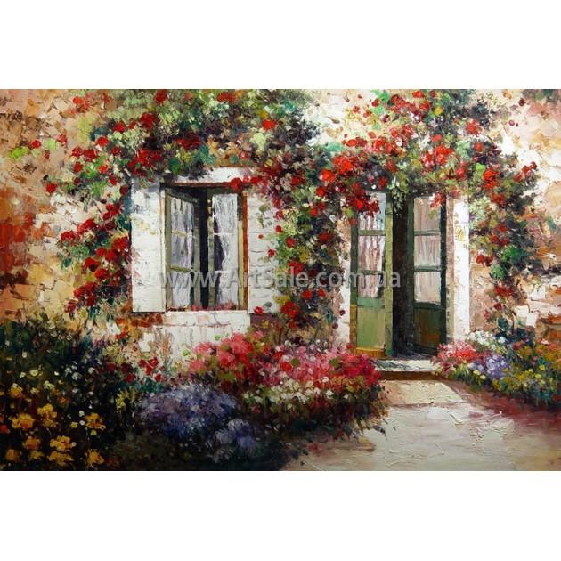 Городские Пейзажи Картина ART: SITY0465