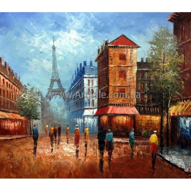 Городские Пейзажи Картина ART: SITY2005