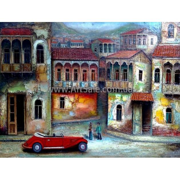 Городские Пейзажи Картина ART: SITY2073