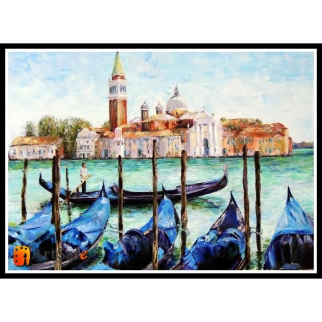 Городской пейзаж, картины, ART# ULI17_001