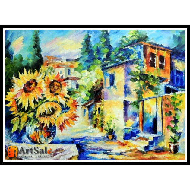 Городской пейзаж, картины, ART# ULI17_003