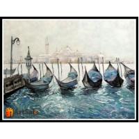 Городской пейзаж, картины, ART# ULI17_006