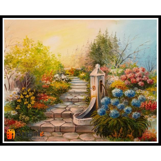 Городской пейзаж, картины, ART# ULI17_012