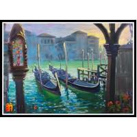 Городской пейзаж, картины, ART# ULI17_015