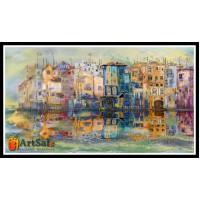 Городской пейзаж, картины, ART# ULI17_017