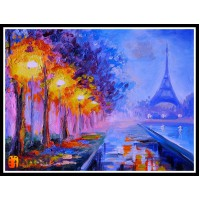 Городской пейзаж, картины, ART# ULI17_018
