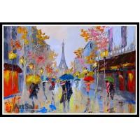 Городской пейзаж, картины, ART# ULI17_021