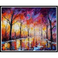 Городской пейзаж, картины, ART# ULI17_022