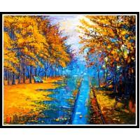 Городской пейзаж, картины, ART# ULI17_023