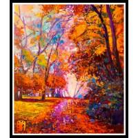 Городской пейзаж, картины, ART# ULI17_024