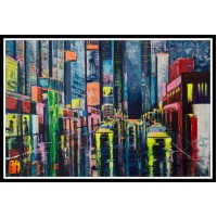 Городской пейзаж, картины, ART# ULI17_027