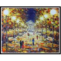 Городской пейзаж, картины, ART# ULI17_028