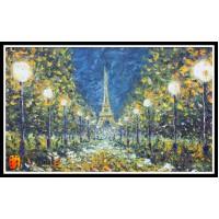 Городской пейзаж, картины, ART# ULI17_030