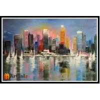 Городской пейзаж, картины, ART# ULI17_031