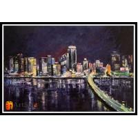 Городской пейзаж, картины, ART# ULI17_034