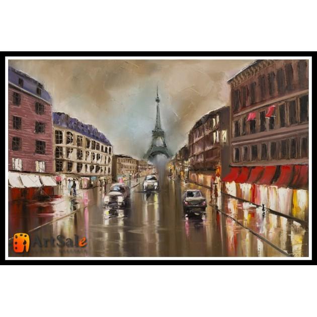 Городской пейзаж, картины, ART# ULI17_035