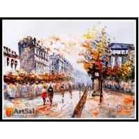 Городской пейзаж, картины, ART# ULI17_036