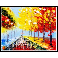 Городской пейзаж, картины, ART# ULI17_038