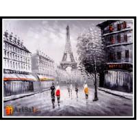 Городской пейзаж, картины, ART# ULI17_040