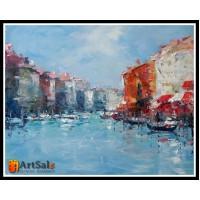 Городской пейзаж, картины, ART# ULI17_043
