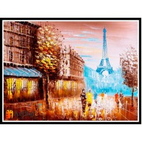 Городской пейзаж, картины, ART# ULI17_045