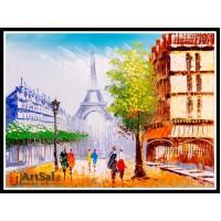 Городской пейзаж, картины, ART# ULI17_046