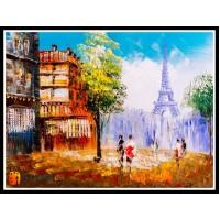 Городской пейзаж, картины, ART# ULI17_047