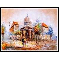 Городской пейзаж, картины, ART# ULI17_048