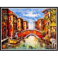 Городской пейзаж, картины, ART# ULI17_049