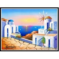 Городской пейзаж, картины, ART# ULI17_051