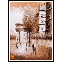 Городской пейзаж, картины, ART# ULI17_053