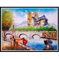 Городской пейзаж, картины, ART# ULI17_054