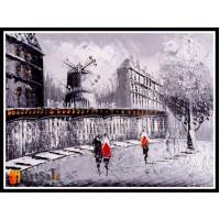 Городской пейзаж, картины, ART# ULI17_057
