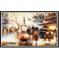 Городской пейзаж, картины, ART# ULI17_059