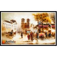 Городской пейзаж, картины, ART# ULI17_060