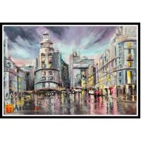 Городской пейзаж, картины, ART# ULI17_063