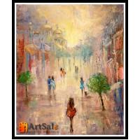 Городской пейзаж, картины, ART# ULI17_068