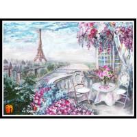 Городской пейзаж, картины, ART# ULI17_069