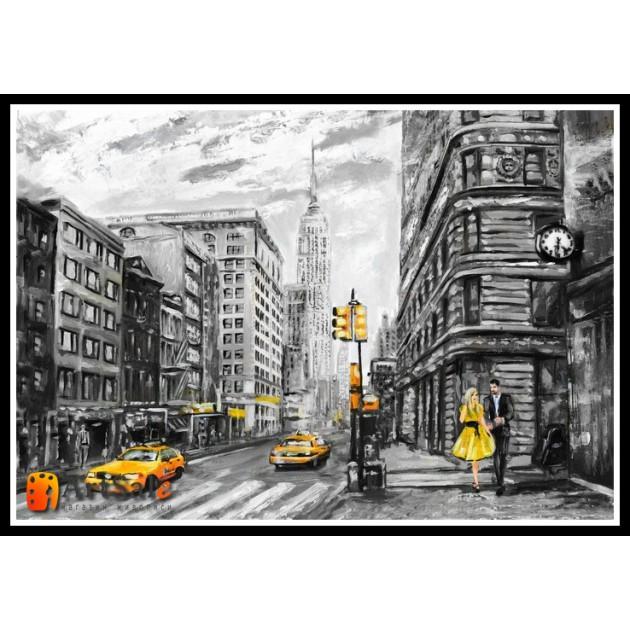 Городской пейзаж, картины, ART# ULI17_072