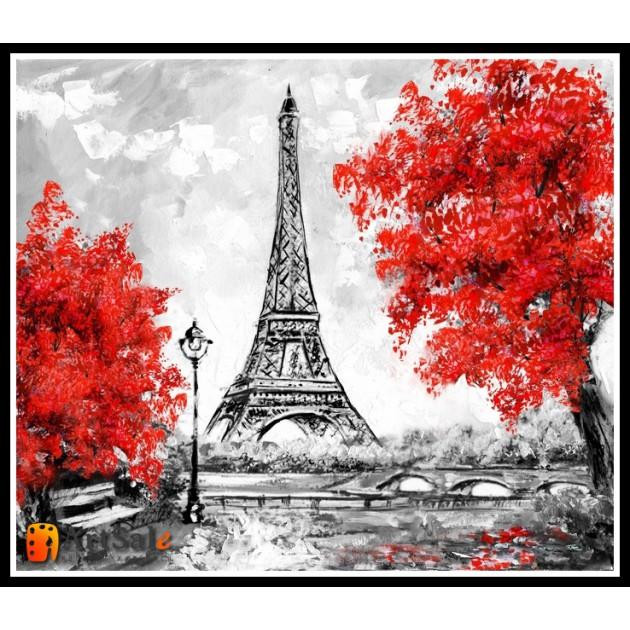Городской пейзаж, картины, ART# ULI17_075