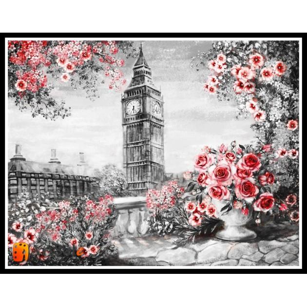 Городской пейзаж, картины, ART# ULI17_076