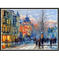 Городской пейзаж, картины, ART# ULI17_079