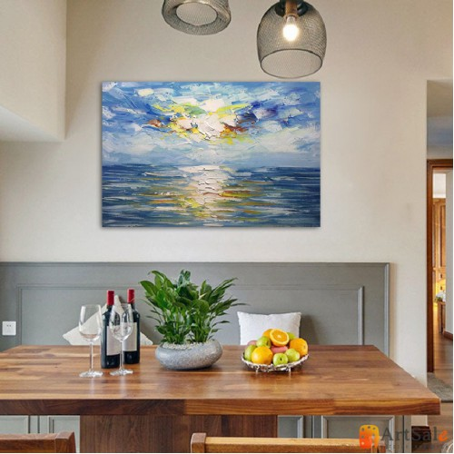 Картина море, ART: MR0005