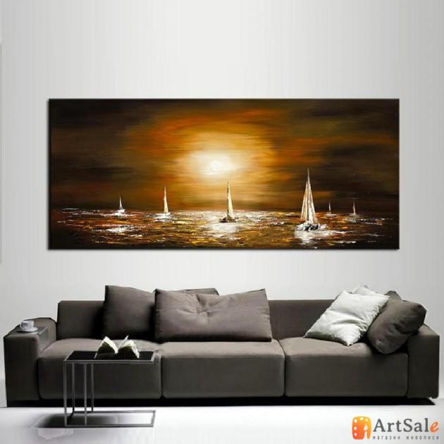 Картина море, ART: MR0029