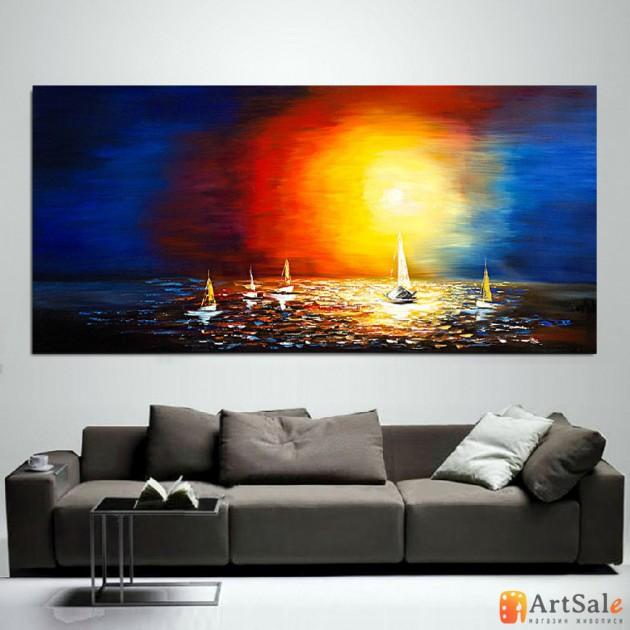 Картина море, ART: MR0033