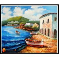 Морской пейзаж, пейзаж море, ART# MOP17_002