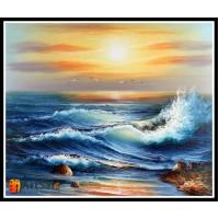 Морской пейзаж, пейзаж море, ART# MOP17_010