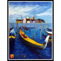 Морской пейзаж, пейзаж море, ART# MOP17_046