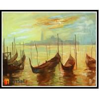 Морской пейзаж, пейзаж море, ART# MOP17_047
