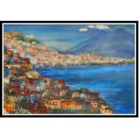 Морской пейзаж, пейзаж море, ART# MOP17_051